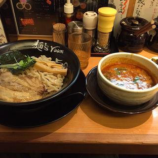 海鮮つけ麺(神虎 北新地本店 (かみとら))