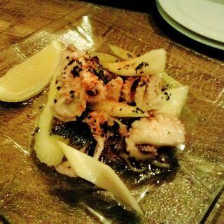 タコとセロリのマリネ(牛バル こじまや (【旧店名】牛バル 小島商店))