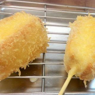 アイス串(壱番 (くしかつ・どてやき いちばん))