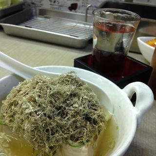 湯どうふ(七福神 天満駅前店 )