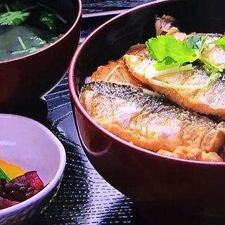 いわし柳川丼(いわし亭 (イワシテイ))