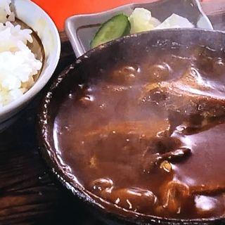 ビーフシチュー(炎の池 (ホノオノイケ))