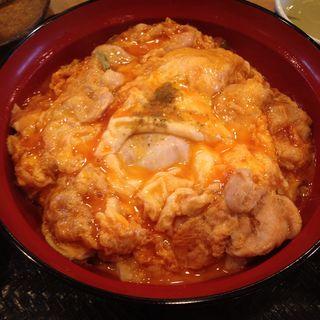 極上親子丼(オハナ)