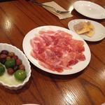 パルマ産生ハム60分食べ放題(バルピノーロギンザ)