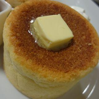 ホットケーキ(Cafe De Clef (カフェ・ド・クリフ))