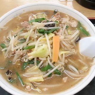 味噌ラーメン(大菊 總本店 (おおぎく))