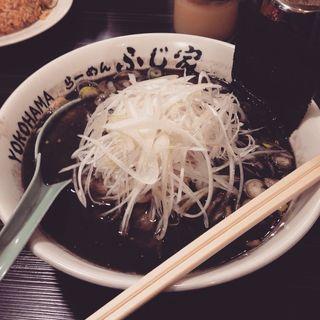 焙煎ニンニクラーメン(らーめん ふじ家 小田急相模原店 )