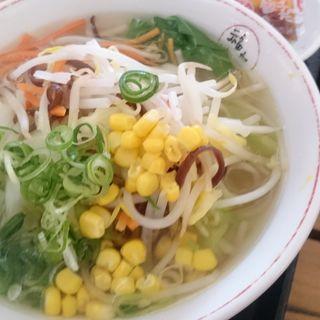 野菜タンメン(福龍 )