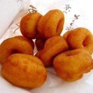 豆乳ドーナツ(こんなもんじゃ )