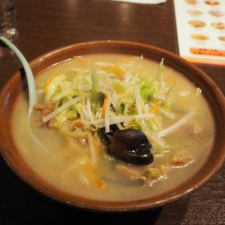 野菜タンメン(チンタンタン 海浜幕張駅前店 )