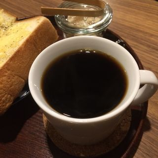 コーヒー 有機豆自家焙煎(喫茶 上る )