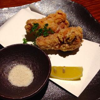 若鶏のからあげ(飯家おかん ひま和り (ヒマワリ))