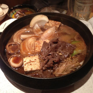 すき焼き食べ放題(すき焼き 壱番 日本橋店 )