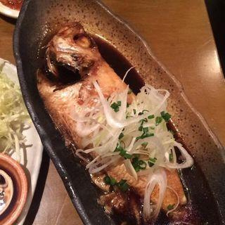 のどぐろの煮付け(魚真 銀座店 )