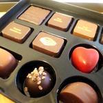 チョコレート10個入り