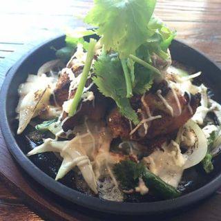 トローりチーズのチキン(スナンカフェ (Sunan Cafe))