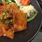 豚バラスタミナ焼き