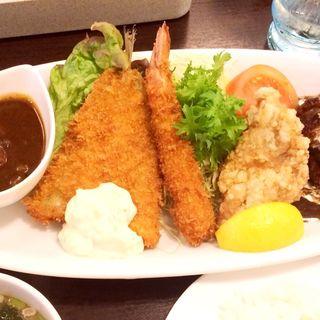 ホリデーランチ(レストラン 山猫軒 (レストラン・ヤマネコケン))