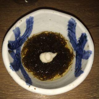 もずく酢(磯丸水産 三宮駅前店 )
