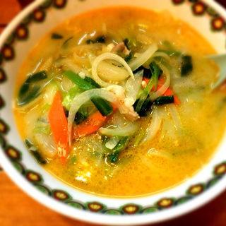スタミナ麺(カッパ大王 )