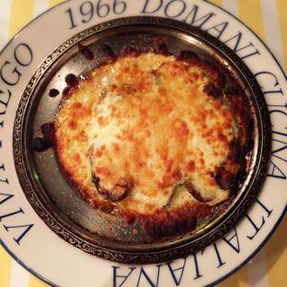 なすのチーズ焼き(1966 DOMANI)