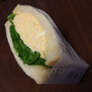 卵サンド(濱田屋 太子堂店)