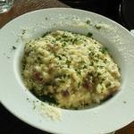 イタリア産生ハムと栗・パルミジャーノチーズのリゾット