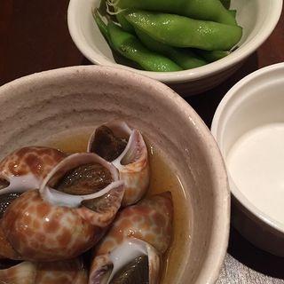 ばい貝旨煮(すいば )