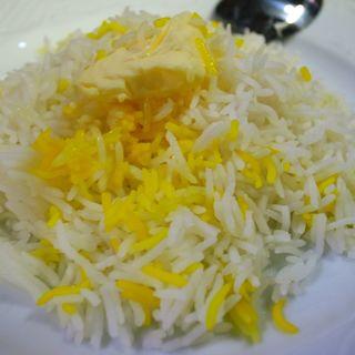 サフランライス(アラシのキッチン (Arash's Kitchen))