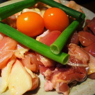 鶏鍋(かしわ )