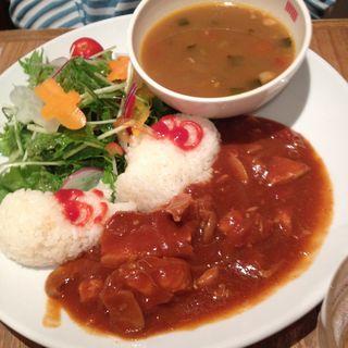 ムーミンライスプレート(ムーミン ベーカリー&カフェ 東京ドームシティ ラクーア店 (ムーミンベーカリー & カフェ))