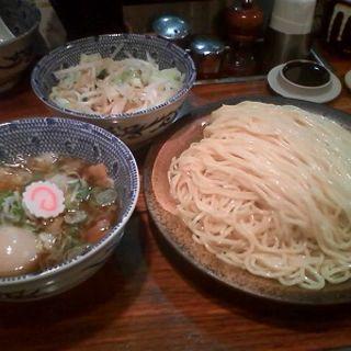 味玉煮干つけ麺(つけ麺 大臣 (つけめん だいじん))