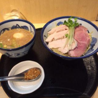 特製つけ麺(つけ麺 たけもと)