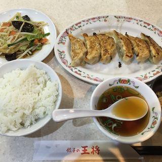 餃子ランチ(餃子の王将 神田東口店 )