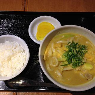千吉カレーうどん(カレーうどん 千吉 馬喰町店 (かれーうどんせんきち))