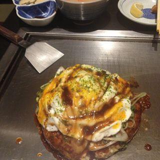 鶏すじねぎこんにゃく焼(かしわ 渋谷ヒカリエ店 )