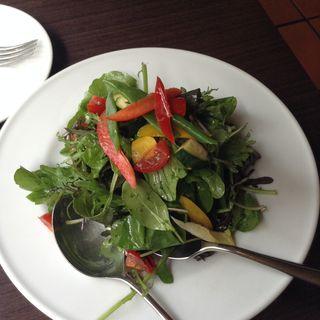 本日のグリーンサラダ(Da Yuki)