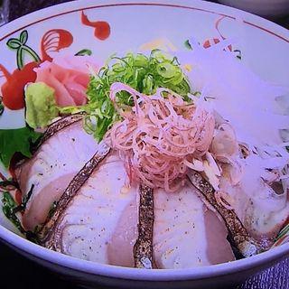 サワラあぶり丼(春吉 )