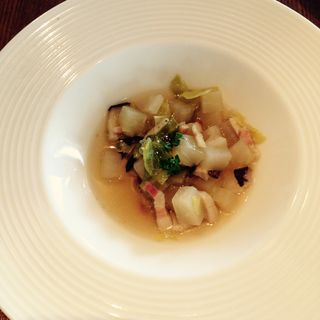 スープ(オーシャン カシータ (OCEAN Casita))