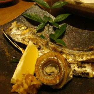 太刀魚塩焼き(ろっこん )