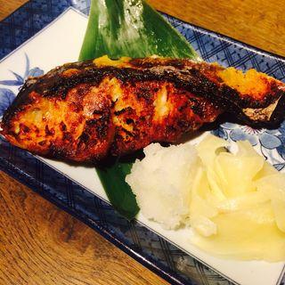 鰆の西京味噌焼き(ここら屋 中目黒店 )