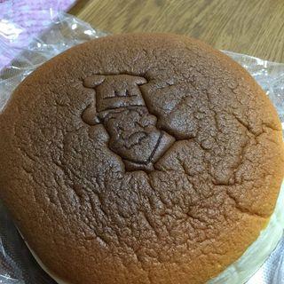 焼きたてチーズケーキ(りくろーおじさんの店 (新)なんば本店  )