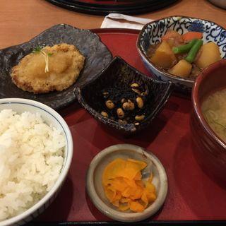 おろし豆腐ハンバーグ膳(膳や なんばウォーク西店 )