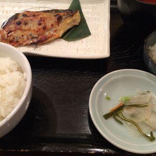 焼き魚定食(どいちゃん 本店 )
