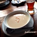 本日のスープ(ビシソワーズ)