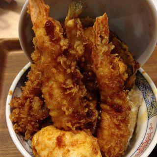 極天丼(えびのや 京都洛西店 )