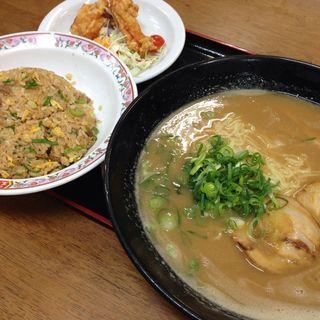 ラーメンセット(餃子の王将 洛西芸大前店 )