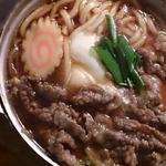 和牛すき鍋定食
