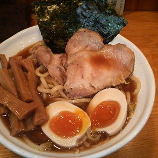 らぁ麺 全部のせ (麺道GENTEN )