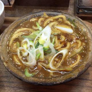 牛すじカレー煮込みうどん(鯱市 大須店 )